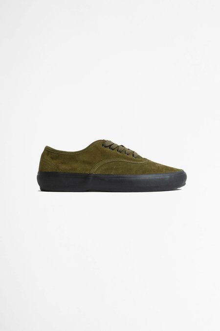 Reproduction of Found US navy military trainer - olive/black