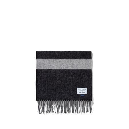 Norse X Begg & Co. Scarf - Madder Brown
