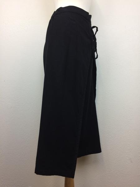 Black Crane Folding Pants