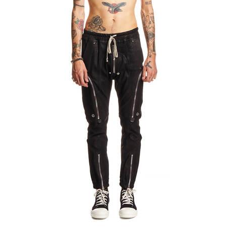 Rick Owens Bauhaus Cargo Pants - Black