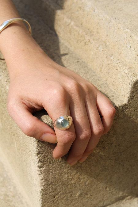 Suai Cloche Signet Ring