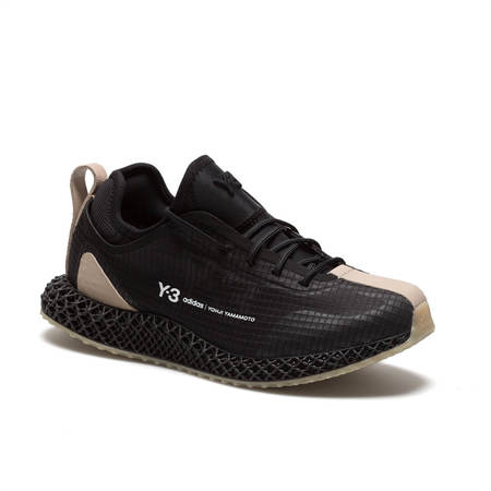 Y-3 Runner 4D IO sneakers - black