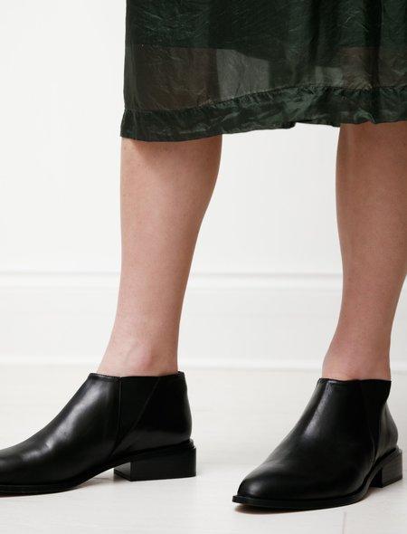 Robert Clergerie Xander Low Boot - Black