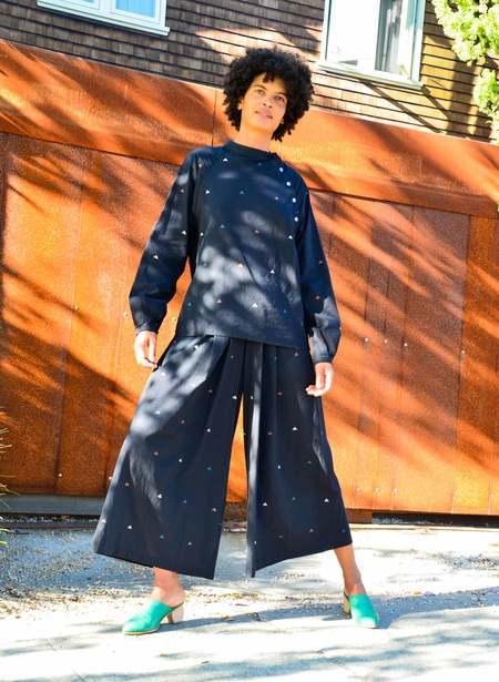 Seek Collective 2.0 Savista Pants - Black Sierra Triangles