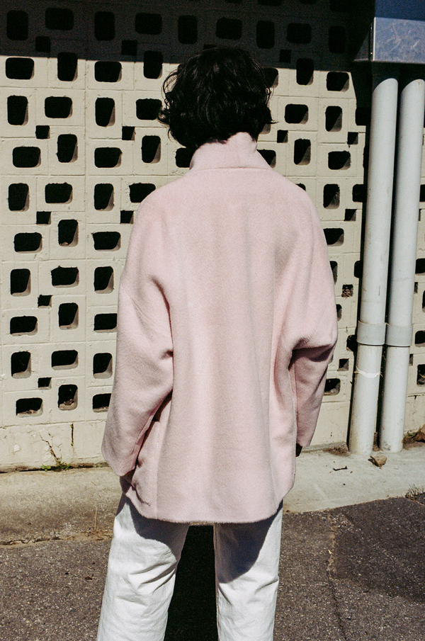 Horses Atelier Patch Pocket Jacket - pink