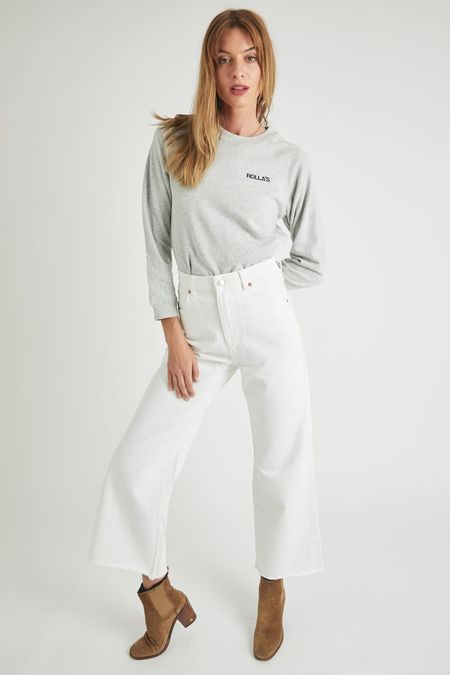 Rollas Old Mate Jeans - Vintage White