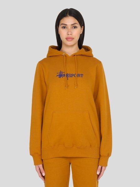 Stussy Sport Hood - Caramel