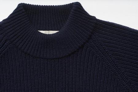 La Paz Prata Sweater - Dark Navy