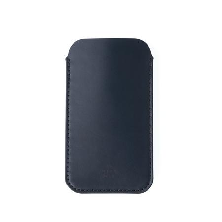 Unisex Makr iPhone Sleeve CASE - NAVY MATTE HORWEEN