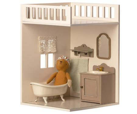 kids Maileg House of Miniature Bathroom