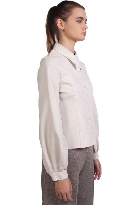 Kindersalmon Classic Shirt - Cream