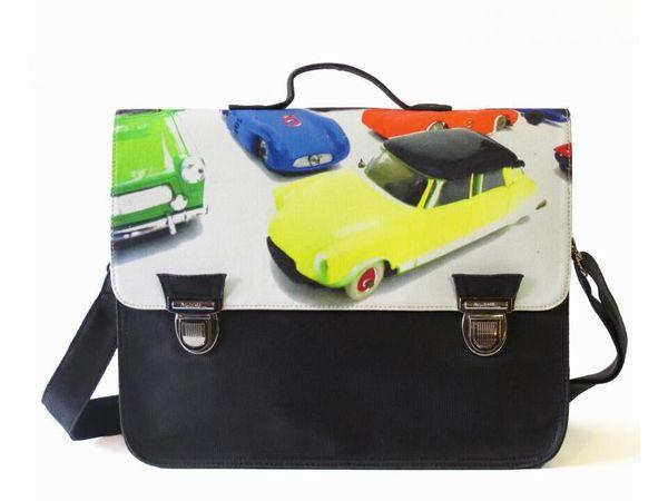 Miniseri Cars School Bag - Dodo Les Bobos