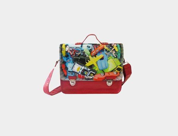 Miniseri Red Toys School Bag - Dodo Les Bobos