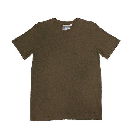 Jungmaven Jung T-shirt - Espresso Brown