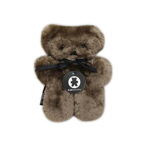 Flatout Bear Baby Bear Chocolate - Dodo Les Bobos