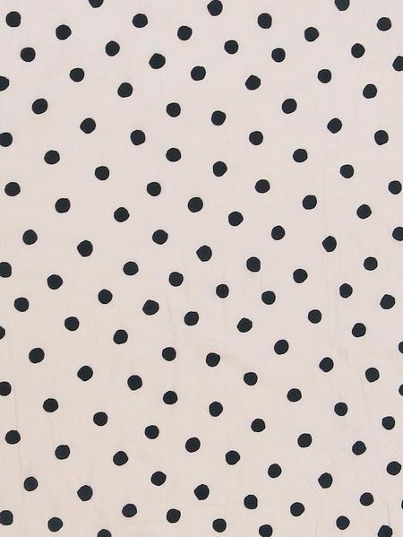 Mosey Me Dot Flat Sheet - Blush