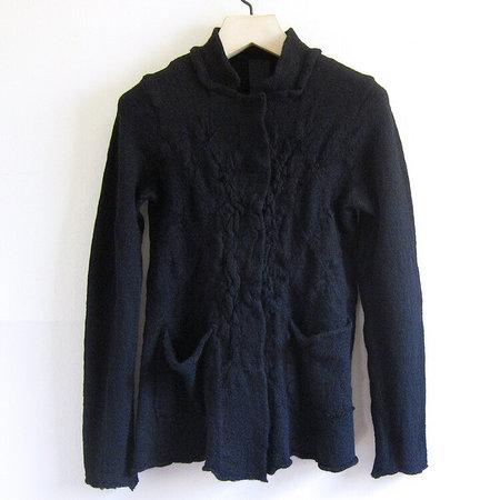 Rundholz Black Label cardigan jacket - black