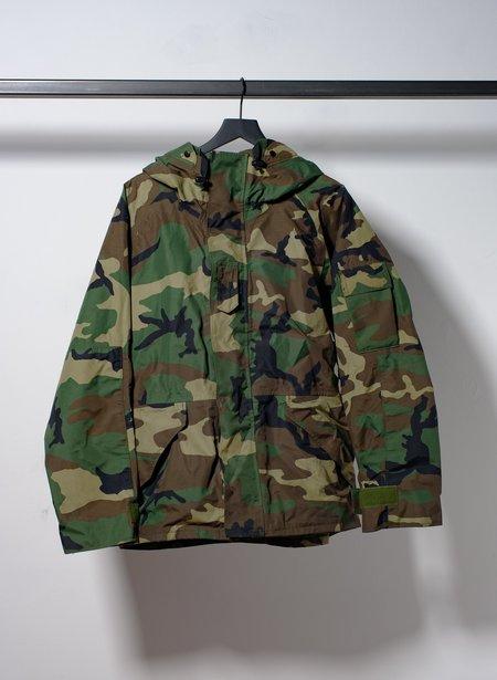 Vintage ECWCS Woodland Camo GORE-TEX Jacket