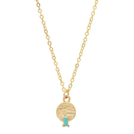 Studio Grun Coin Deco Necklace