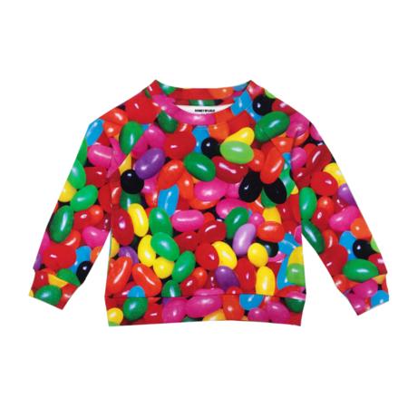 Unisex Romey Loves Lulu Jelly Beans Sweatshirt