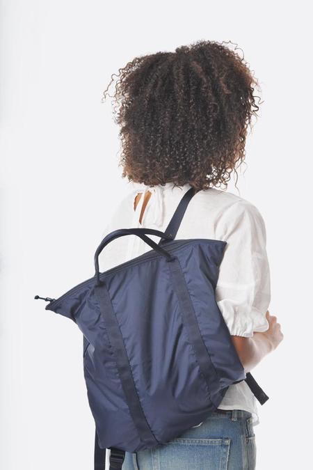 Porter Two Way Flex Tote Bag - Navy