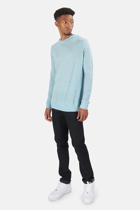 Blue&Cream 66 Pullover Hoodie Sweater - Mint