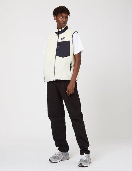 Taion Down x Boa Reversible Vest - Navy/Ivory