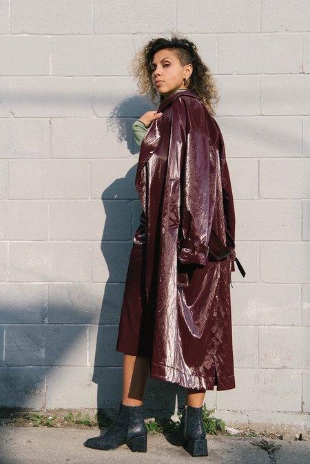 Nomia Zip Slit Skirt