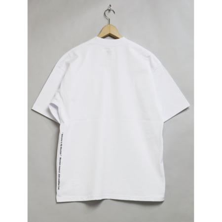 Mountain Research A.M.G. T-Shirt - White