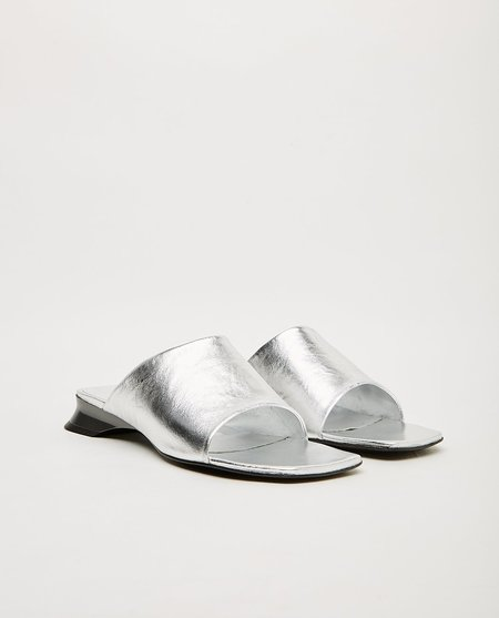 DORATEYMUR Sporty Slipper - Silver