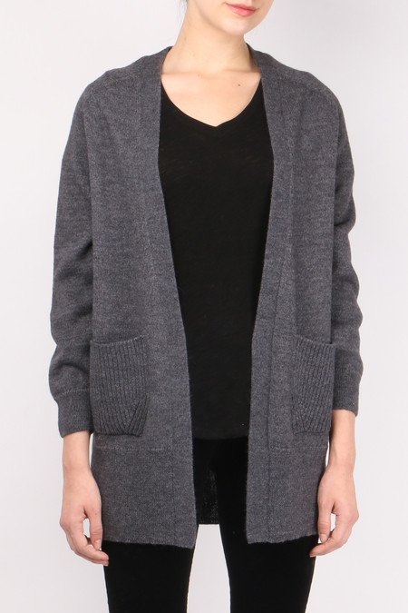 sita murt Wool Knit Jacket