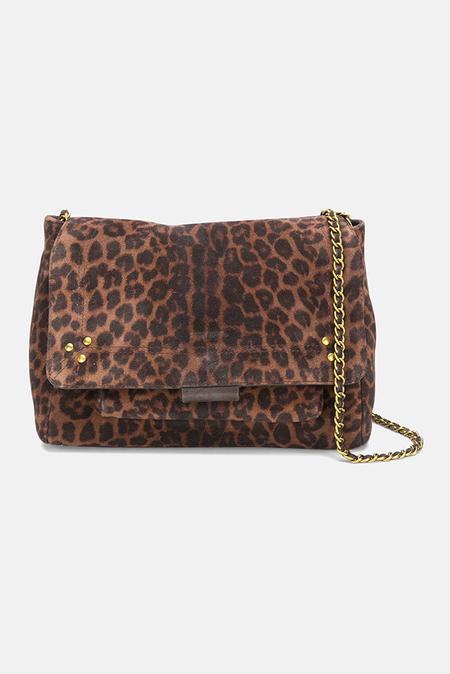 Jerome Dreyfuss Lulu S Bag - Leopard