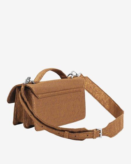 HVISK  TATE WAVE bag - CARAMEL