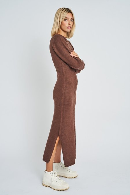 Native Youth Adley Knitted Dress
