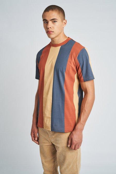 Native Youth Landon Colour Block Tshirt