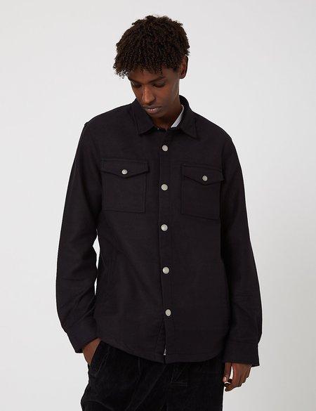 Barbour Carrbridge Overshirt - Black
