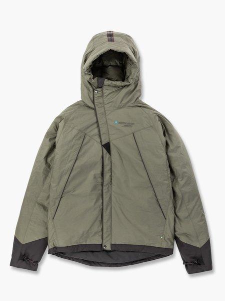 Klattermusen Farbaute Jacket - Dusty Green