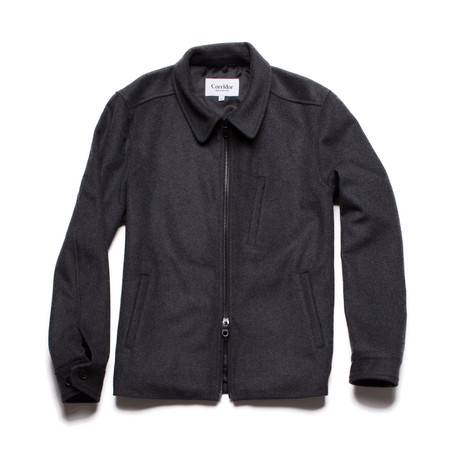 Corridor Wool Zip Jacket