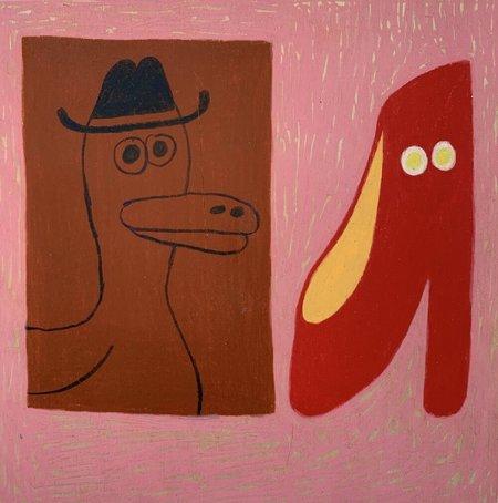 Mark Ochinero Duckshoe Art