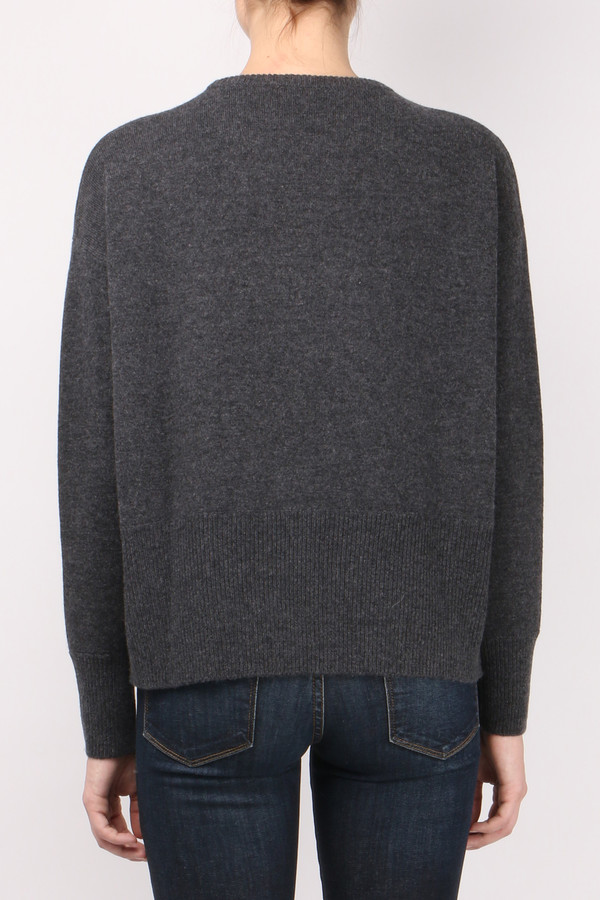 Allude Relaxed Pullover