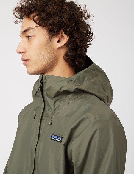 Patagonia Torrentshell 3L Jacket - Industrial Green