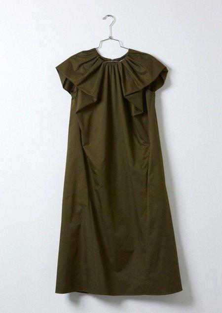Atelier Delphine Cacie Twill Dress