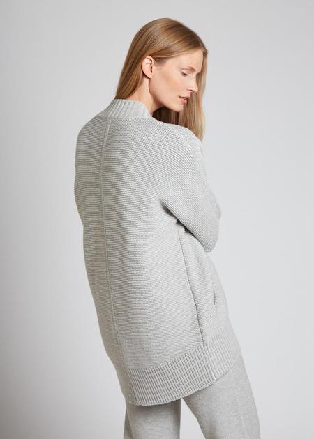 Oyun Cocoon Jacket - Gray