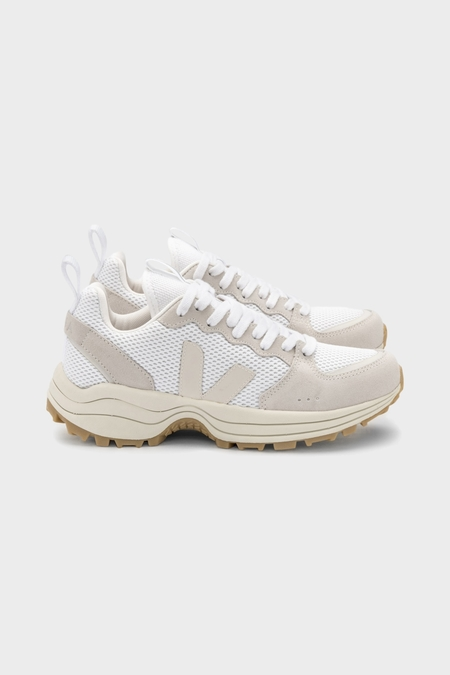 UNISEX VEJA Venturi Alveomesh sneakers - White/Pierre/natural