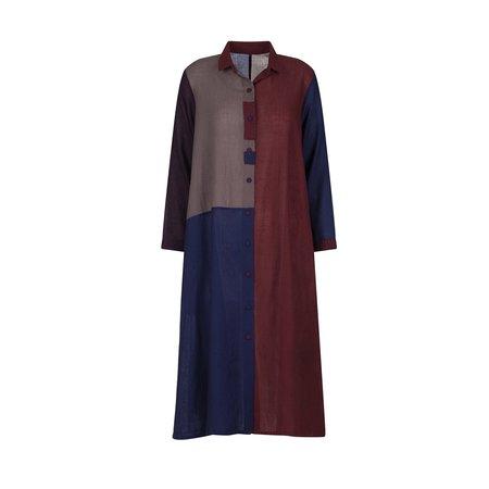 Eka Norris Patchwork Dress
