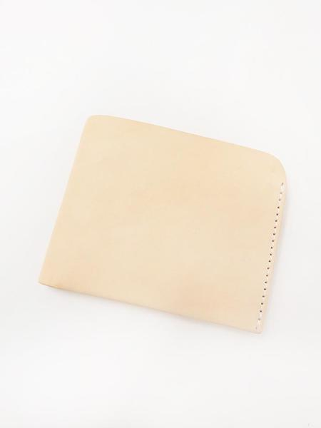 Building Block Simple Wallet - Veg Tan
