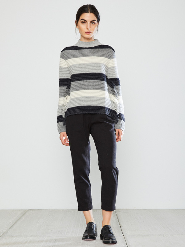 YMC Tasseled Jumper