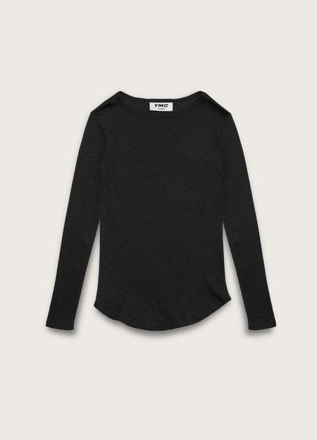 YMC Charlotte T-Shirt - Black