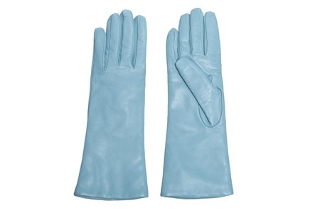 Clyde Lambskin Cashmere Gloves