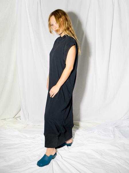 Unisex Beira Tank Dress - Old Black